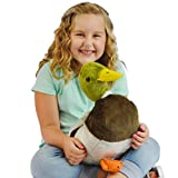 VIAHART Dakota The Duck | 1 Foot Large Stuffed Animal Plush | by Tiger Tale Toys