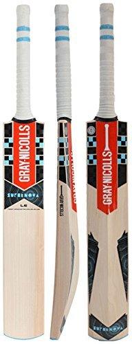 SUPERNOVA STRIKE Junior Cricket Bat, Natural, L by Gray-Nicolls by Gray-Nicolls
