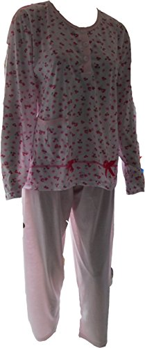Pijama 726 Rosa