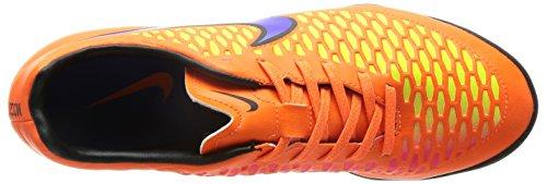 Nike Magista Onda TF - Zapatillas de fútbol Hombre Naranja (ttl orng/prsn vlt-lsr orng-hyp 858)