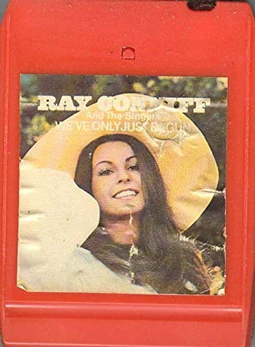 RAY CONNIFF And The Singers: We've Only Just Begun -26423 8 Track Tape
