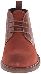 1883 by Wolverine Men\'s Hensel Ankle High Desert Winter Boot, Brown Leather Suede, 13 M US