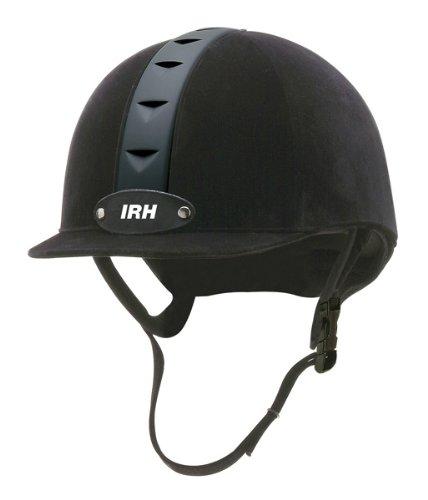 IRH ATH Sheered Velvet Riding Helmet