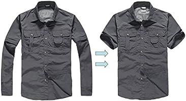 KEFITEVD Camisa de Camuflaje Hombres Flecktarn BDU Táctico Uniforme Woodland Entrenamiento Juego de Guerra Camisa Militar Transpirable Gris L (Etiqueta: 2XL): Amazon.es: Deportes y aire libre