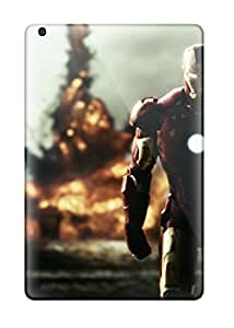 Fashionable Style Case Cover Skin For Ipad Mini/mini 2- Iron Man Zirakabd People Movie