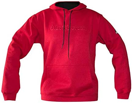 Black Crown Sudadera Soon Rojo: Amazon.es: Deportes y aire libre