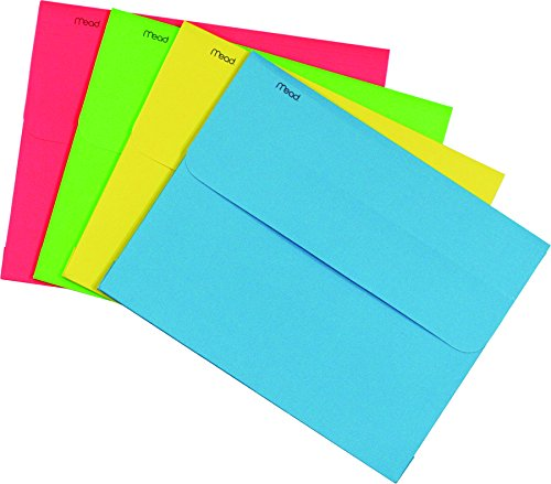"MeadWestvaco 35362 8-1/2"" X 11"" Brite Wallet File"