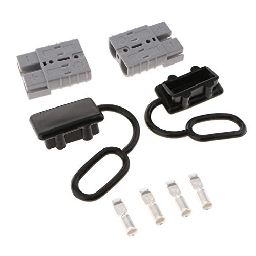 Shiwaki Connector Set Cable Wire Quick Connect Battery Plug Kit: