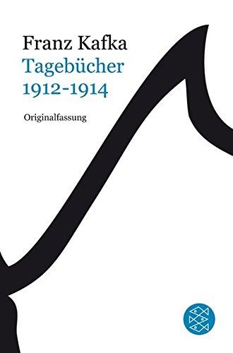 Tagebücher: Band 2: 1912-1914 (Franz Kafka, Gesammelte Werke in der Fassung der Handschrift (Taschenbuchausgabe)) Taschenbuch – 1. Juni 2008 FISCHER Taschenbuch 3596181186 Belletristik / Biographien Erinnerungen