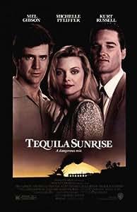 Tequila Sunrise Movie Poster (27,94 x 43,18 cm)