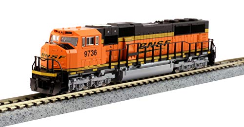 Kato USA Model Train Products 176-6320 N EMD SD70MAC for sale  Delivered anywhere in USA