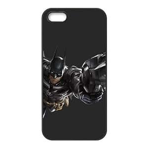 Batman Arkham Knight iPhone 5 5s Cell Phone Case Black DIY Ornaments xxy002_3613144