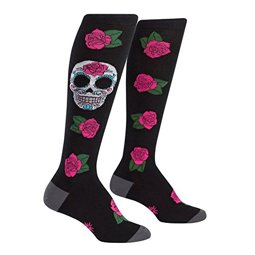 Sock It To Me Womens Knee High Funky
