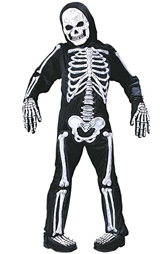 Fun World Skelebones Child Medium -
