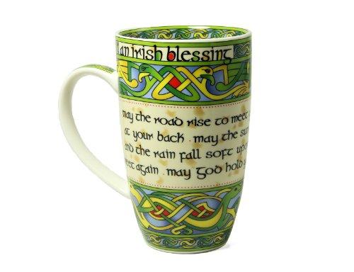 New 'Irish Blessing' Mug - Fine Bone China Coffee Cup - Ships Today