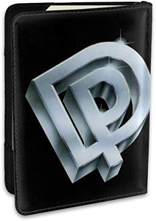 Deep Purple ディープパープル パスポートケース メンズ レディース パスポートカバー パスポートバッグ 携帯便利 シンプル ポーチ 5.5インチ PUレザー スキミング防止 安全な海外旅行用 小型 軽便