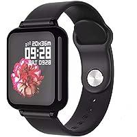 Reloj de Actividad Inteligente Sumergible con Pulsómetro, Monitor de sueño, Oxígeno en Sangre, Presión Arterial, Podómetro,…