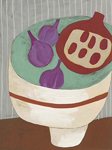 - Modern Fruit III by Chariklia Zarris Art Print, 15 x 20 inches
