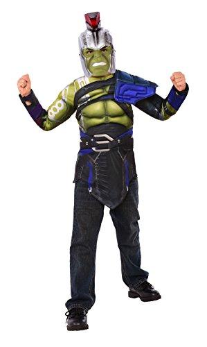 Imagine by Rubie's Thor Ragnarok Hulk Gladiator Boxed Costume Set, (Boxed Costume Set)
