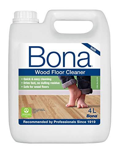 Bona WM740119012 - Recambio Limpiador de suelos de Parquet y Madera (4 L): Amazon.es: Bricolaje y herramientas
