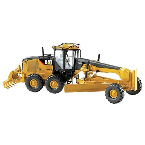 (Norscot Cat 14M Motor Grader Model, 1:50 Scale by Norscot Group Inc.)