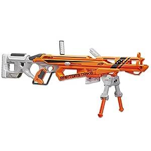 NERF Elite - AccuStrike RaptorStrike Blaster inc 18 official Darts - Kids Toys & Outdoor games - Ages 8+