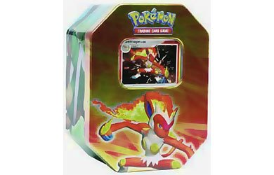 2007 Pokemon Diamond & Pearl (Pearl Collectors Tin)