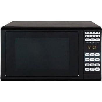 amazon com hamilton beach 0 7 cu ft microwave oven by hamilton rh amazon com hamilton beach microwave manual em925ajw-p1 hamilton beach microwave manual em031mzcx2