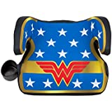KidsEmbrace Wonder Woman Booster Car Seat, DC Comics...