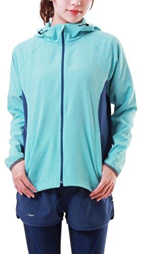 同性愛者フルート本物ICEPARDAL(アイスパーダル) 全7色 レディース ランニング ジャケット & パンツ 上下2点セット IRN-SET