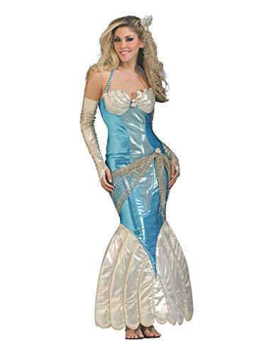 Rubie's Women's Mermaid Costume, As Shown, Standard