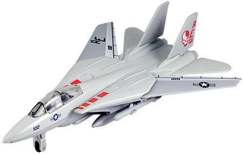 """InAir F-14 Tomcat Pullback 9"""" (Gray), used for sale  Delivered anywhere in USA"""