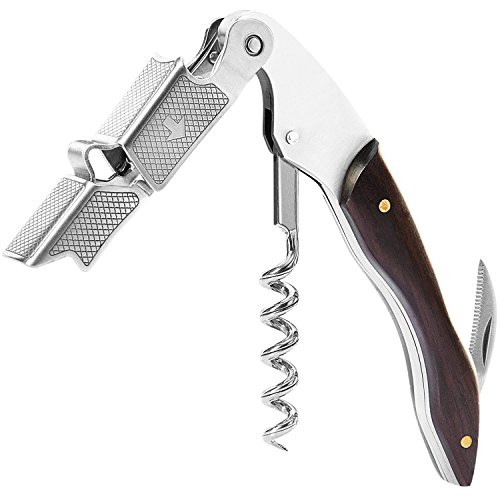 Waiters Corkscrew X Chef Rosewood Double hinged product image