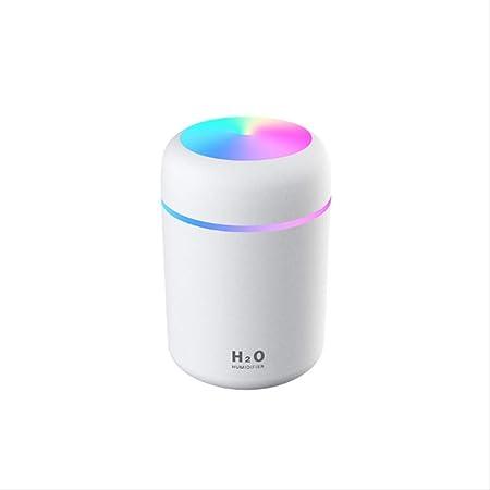 Portable 300ml Humidifier USB Ultrasonic Dazzle Cup Aroma