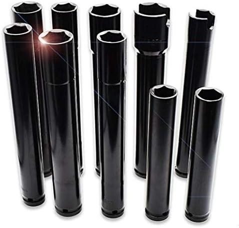 ロングディープソケット 超ロングタイプ ソケットアダプター付 (24mm*150mm)