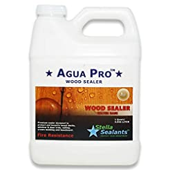 Wood Sealer Agua Pro - Water-Base Penetr...