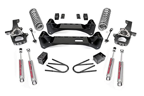 2003 dodge ram 1500 2wd lift kit - 8