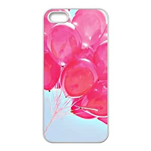 SHJFDIYCase Design New FashionHappy Balloons High Quality Phone Case for Iphone 5,5S, Custom Cell Phone Case SHJF-509173