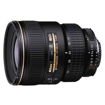 Nikon AF-S FX NIKKOR 17-35mm f/2.8D IF-ED Zoom Lens with Auto Focus for Nikon DSLR Cameras