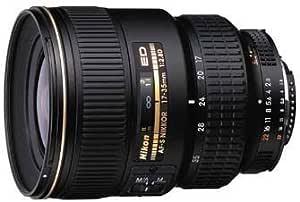 Nikon Nikkor AF-S 17-35mm f2.8D IF ED Lens, Black