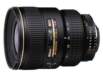 Nikon Nikkor Objetivo para cámara AF S Zoom mm f D IF