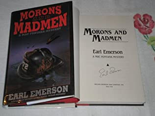 book cover of Morons and Madmen