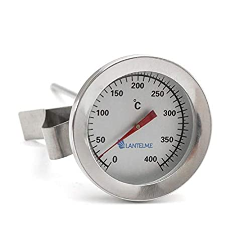 Compra Lantelme - Horno de acero inoxidable 400 ° c grados, horno ...
