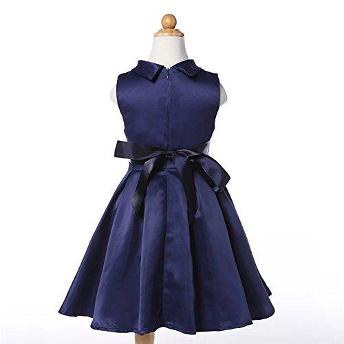 9c1de44917b ZAH Baby Girl Dress Christening Baptism Gowns Sequined Formal Dress ...
