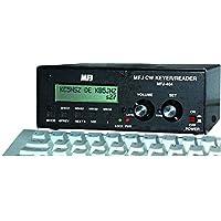 MFJ-464 CW Keyer/decoder terminal