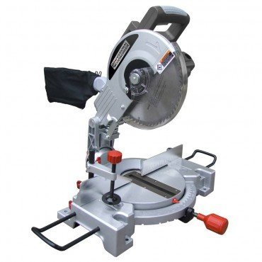 - Professional Woodworker 8633 15Amp 10-Inch Compound Miter Saw with Laser