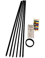 GOOF PROOF SHOWER QPK-101 Quick-Pitch Standard Shower Kit