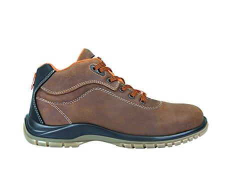 Exena Cronos Chaussures de sécurité Marron Taille 43