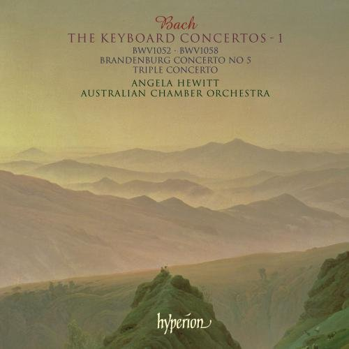 Price comparison product image Bach - The Keyboard Concertos Vol 1
