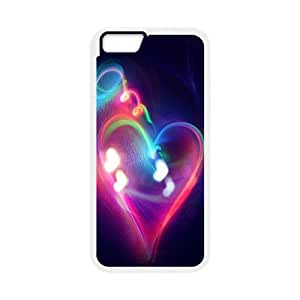 [Funny Series] IPhone 6 Case Love 35, Case for Iphone 6 Girls Okaycosama - White
